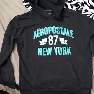 In exellent condition Aeropostale pullover hoodie